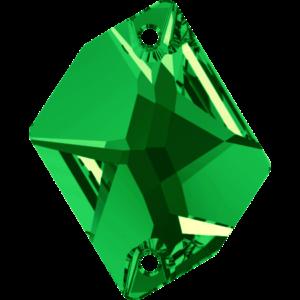 Sew-on stone - Crystal Stones - Pietra da Ricamo Cosmica Fern Green - 06