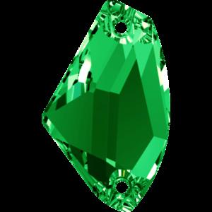 Sew-on stone - Crystal Stones - Pietra da Ricamo Galattica Fern Green - 06