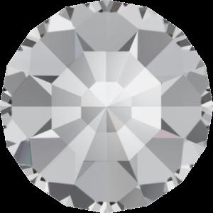Round Chaton CB - Crystal Stones - Pietra Conica Tonda Crystal - 101