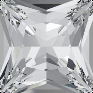 Fancy stone - Crystal Stones - Pietra di Forma Quadrata Principessa Crystal - 101