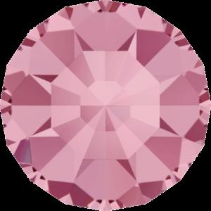 Round Chaton CB - Crystal Stones - Pietra Conica Tonda Light Rose - 104