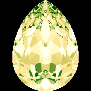 Fancy stone - Crystal Stones - Pietra di Forma Goccia Jonquil - 112