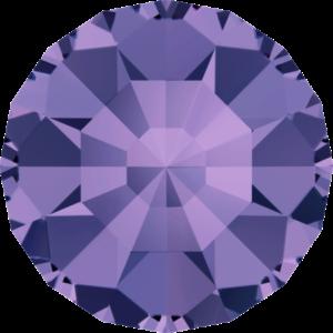 Round Chaton CB - Crystal Stones - Pietra Conica Tonda Tanzanite - 113