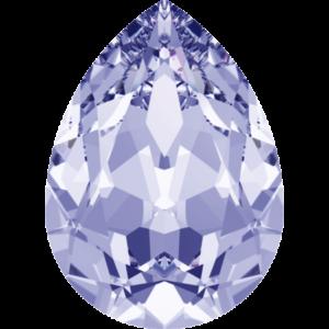 Fancy stone - Crystal Stones - Pietra di Forma Goccia Light Sapphire - 114