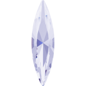 Fancy stone - Crystal Stones - Pietra di Forma Navetta Allungata Light Sapphire - 114