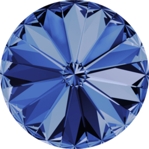 Rivoli Chaton CB - Crystal Stones - Pietra Conica Tonda Rivoli Capri Blue - 115