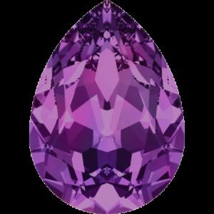 Fancy stone - Crystal Stones - Pietra di Forma Goccia Amethyst - 119