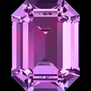 Fancy stone - Crystal Stones - Pietra di Forma Ottagonale Amethyst - 119
