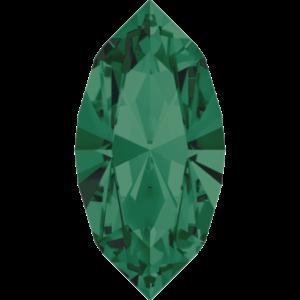 Fancy stone - Crystal Stones - Pietra di Forma Navetta Emerald - 123