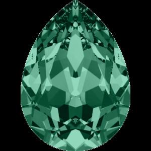 Fancy stone - Crystal Stones - Pietra di Forma Goccia Emerald - 123