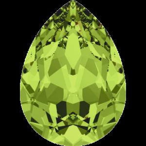 Fancy stone - Crystal Stones - Pietra di Forma Goccia Olivine - 124