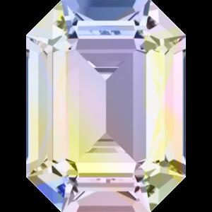 Fancy stone - Crystal Stones - Pietra di Forma Ottagonale Crystal AB - 130