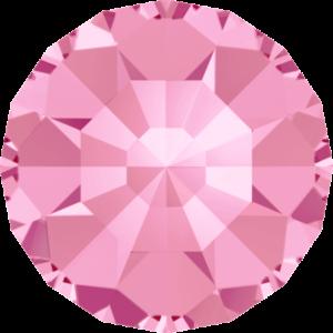 Round Chaton CB - Crystal Stones - Pietra Conica Tonda Rose Satin - 134