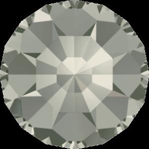 Round Chaton CB - Crystal Stones - Pietra Conica Tonda Crystal Satin - 135