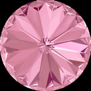 Rivoli Chaton CB - Crystal Stones - Pietra Conica Tonda Rivoli Rose Satin - 134