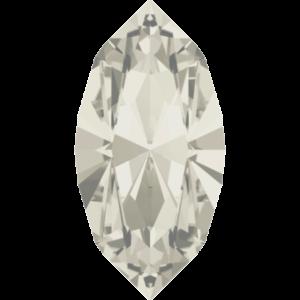 Fancy stone - Crystal Stones - Pietra di Forma Navetta Crystal Satin - 144