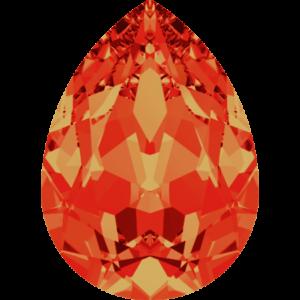 Fancy stone - Crystal Stones - Pietra di Forma Goccia Hyacinth - 150