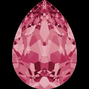 Fancy stone - Crystal Stones - Pietra di Forma Goccia Indian Pink - 155