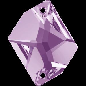 Sew-on stone - Crystal Stones - Pietra da Ricamo Cosmica Violet - 25