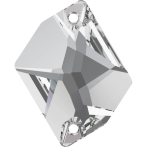 Sew-on stone - Crystal Stones - Pietra da Ricamo Cosmica Crystal - 01