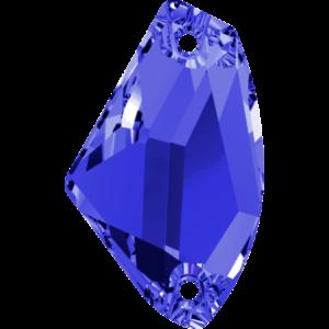 Sew-on stone - Crystal Stones - Pietra da Ricamo Galattica Sapphire - 10