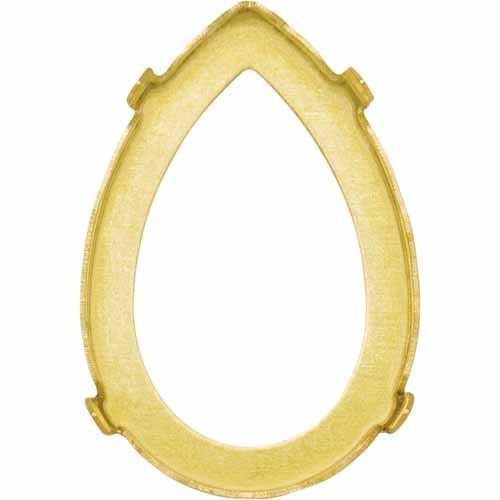 Castone Gold (oro) - Per le pietre coniche e fancy stones - Crystal Stones
