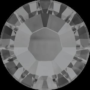 Flatback Pietra Termoadesiva Hotfix Black Diamond 102 - Xilion 2038 - Crystal Stones