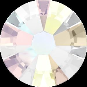 Flatback Pietra Termoadesiva Hotfix Crystal AB 102 - Xilion 2058 - Crystal Stones