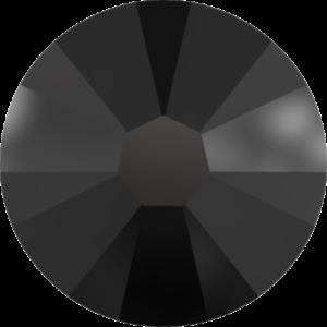 Flatback Pietra Termoadesiva Hotfix Jet Black 104 - Xilion 2058 - Crystal Stones