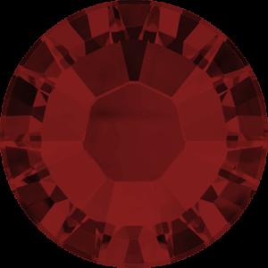 Flatback Pietra Termoadesiva Hotfix Light Siam 104 - Xilion 2038 - Crystal Stones
