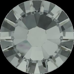 Flatback Pietra Termoadesiva Hotfix Black Diamond 105 - Xilion 2058 - Crystal Stones