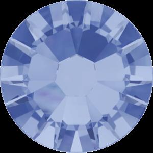 Flatback Pietra Termoadesiva Hotfix Light Sapphire 108 - Xilion 2058 - Crystal Stones