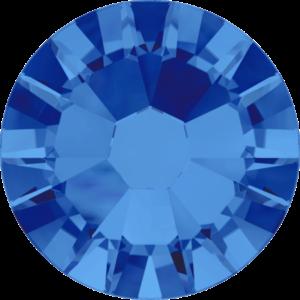 Flatback Pietra Termoadesiva Hotfix Sapphire 109 - Xilion 2058 - Crystal Stones