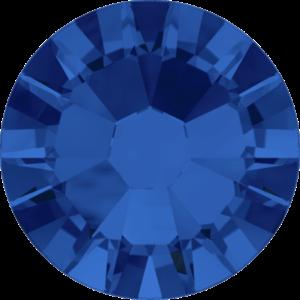 Flatback Pietra Termoadesiva Hotfix Capri Blue 112 - Xilion 2058 - Crystal Stones