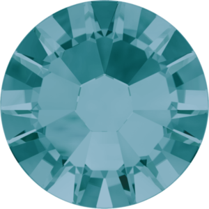 Flatback Pietra Termoadesiva Hotfix Blue Zircon 113 - Xilion 2058 - Crystal Stones