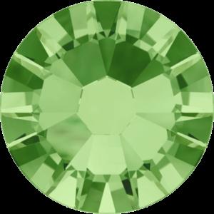 Flatback Pietra Termoadesiva Hotfix Peridot 114 - Xilion 2058 - Crystal Stones