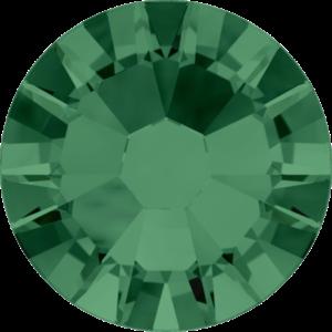 Flatback Pietra Termoadesiva Hotfix Emerald 116 - Xilion 2058 - Crystal Stones