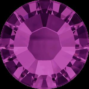 Flatback Pietra Termoadesiva Hotfix Amethyst 119 - Xilion 2038 - Crystal Stones