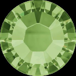 Flatback Pietra Termoadesiva Hotfix Peridot 121 - Xilion 2038 - Crystal Stones