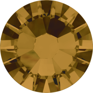 Flatback Pietra Termoadesiva Hotfix Topaz 122 - Xilion 2058 - Crystal Stones