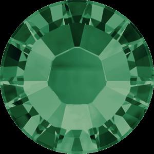 Flatback Pietra Termoadesiva Hotfix Emerald 123 - Xilion 2038 - Crystal Stones