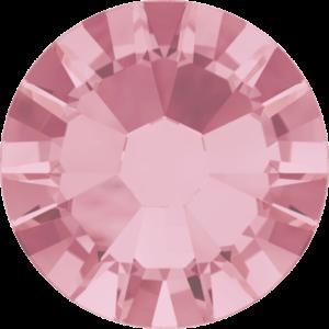 Flatback Pietra Termoadesiva Hotfix Light Rose 126 - Xilion 2058 - Crystal Stones