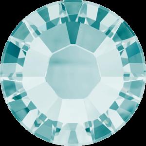 Flatback Pietra Termoadesiva Hotfix Blue Zircon 127 - Xilion 2038 - Crystal Stones