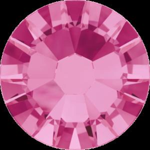 Flatback Pietra Termoadesiva Hotfix Rose 127 - Xilion 2058 - Crystal Stones