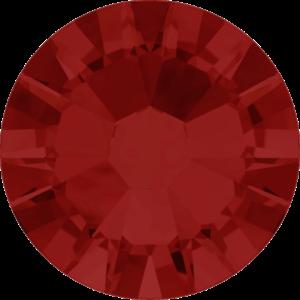 Flatback Pietra Termoadesiva Hotfix Light Siam 130 - Xilion 2058 - Crystal Stones