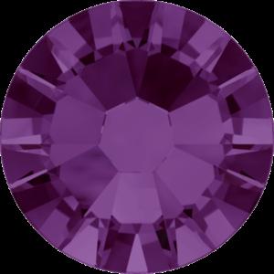Flatback Pietra Termoadesiva Hotfix Amethyst 134 - Xilion 2058 - Crystal Stones