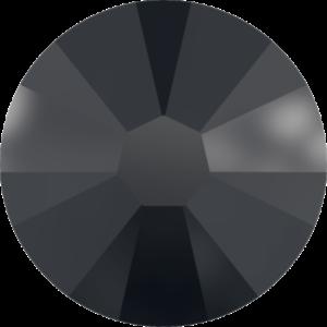 Flatback Pietra Termoadesiva Hotfix Jet Hematite 139 - Xilion 2058 - Crystal Stones