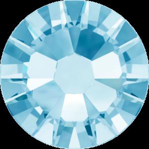 Flatback Pietra Termoadesiva Hotfix Aqua Bohemica 141 - Xilion 2058 - Crystal Stones