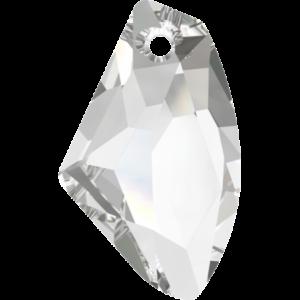 Bead stone - Crystal Stones - Pietra Perlina Pendente DF-6656 Crystal - 8001