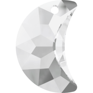 Bead stone - Crystal Stones - Pietra Perlina Pendente DF-6722 Crystal - 8001